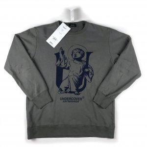 Undercover by Jun Takahashi Cherub Logo Crewneck Sweatshirt