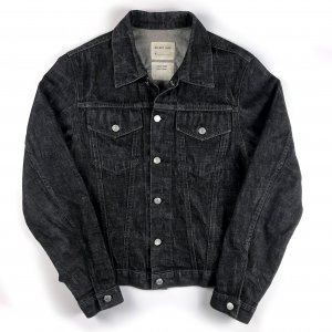 Helmut Lang Vintage 1990's Archive Classic Denim 2 Pocket Jacke