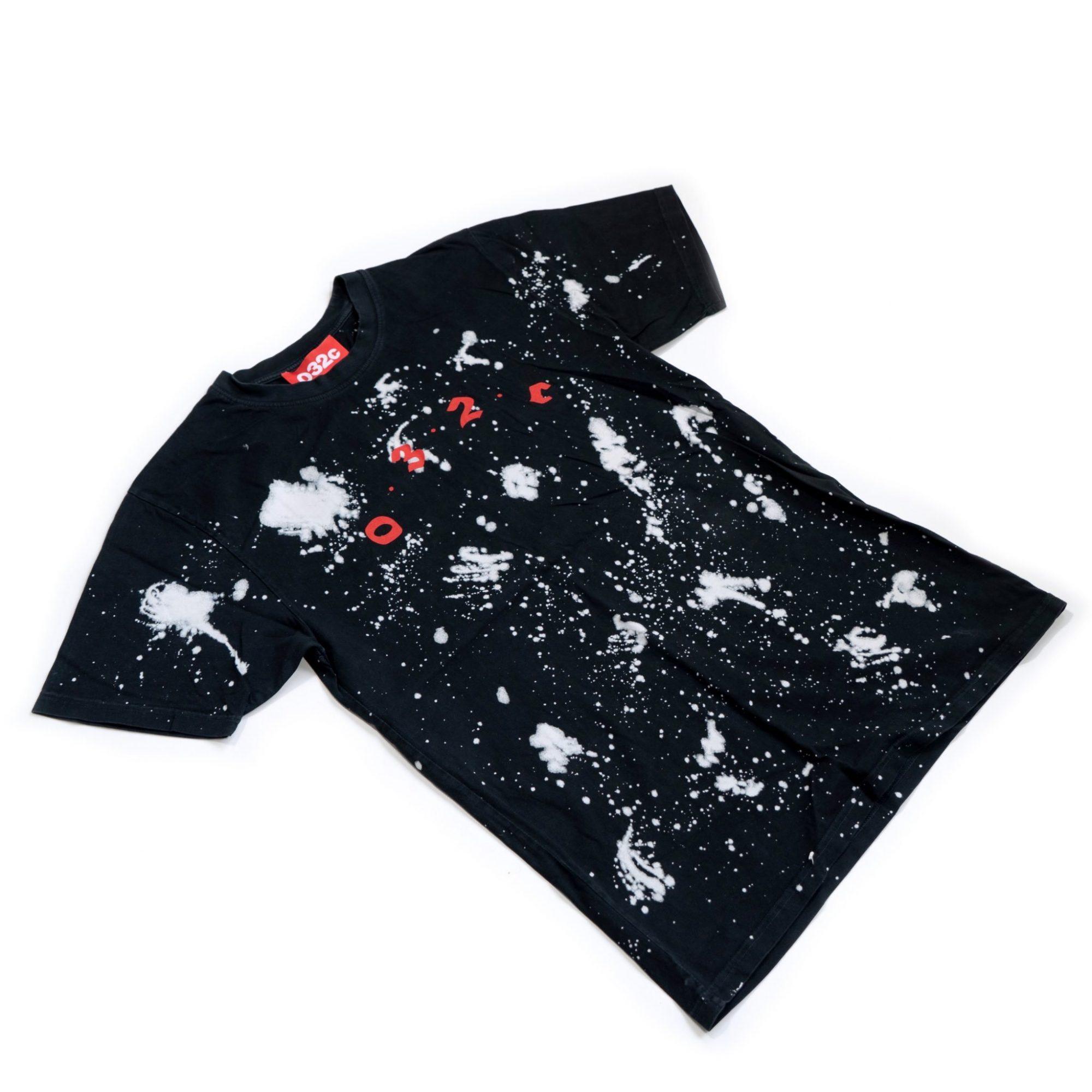 gebraucht kaufen 032c Black Peroxide T-Shirt