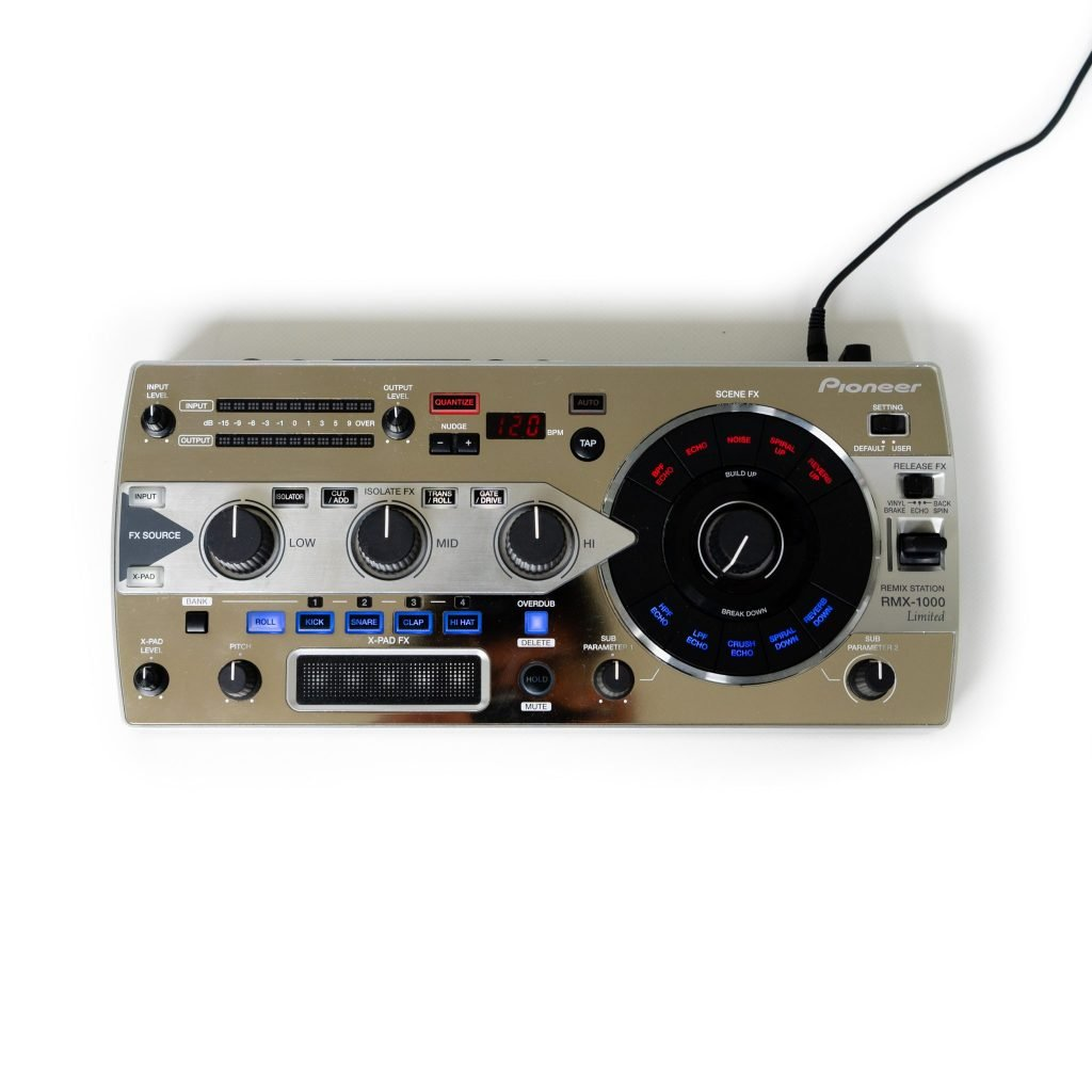 Pioneer DJ RMX 1000 LTD