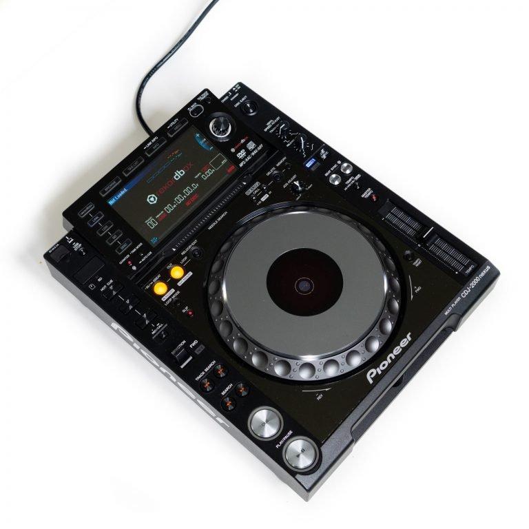 gebraucht kaufen Pioneer DJ CDJ 2000NXS