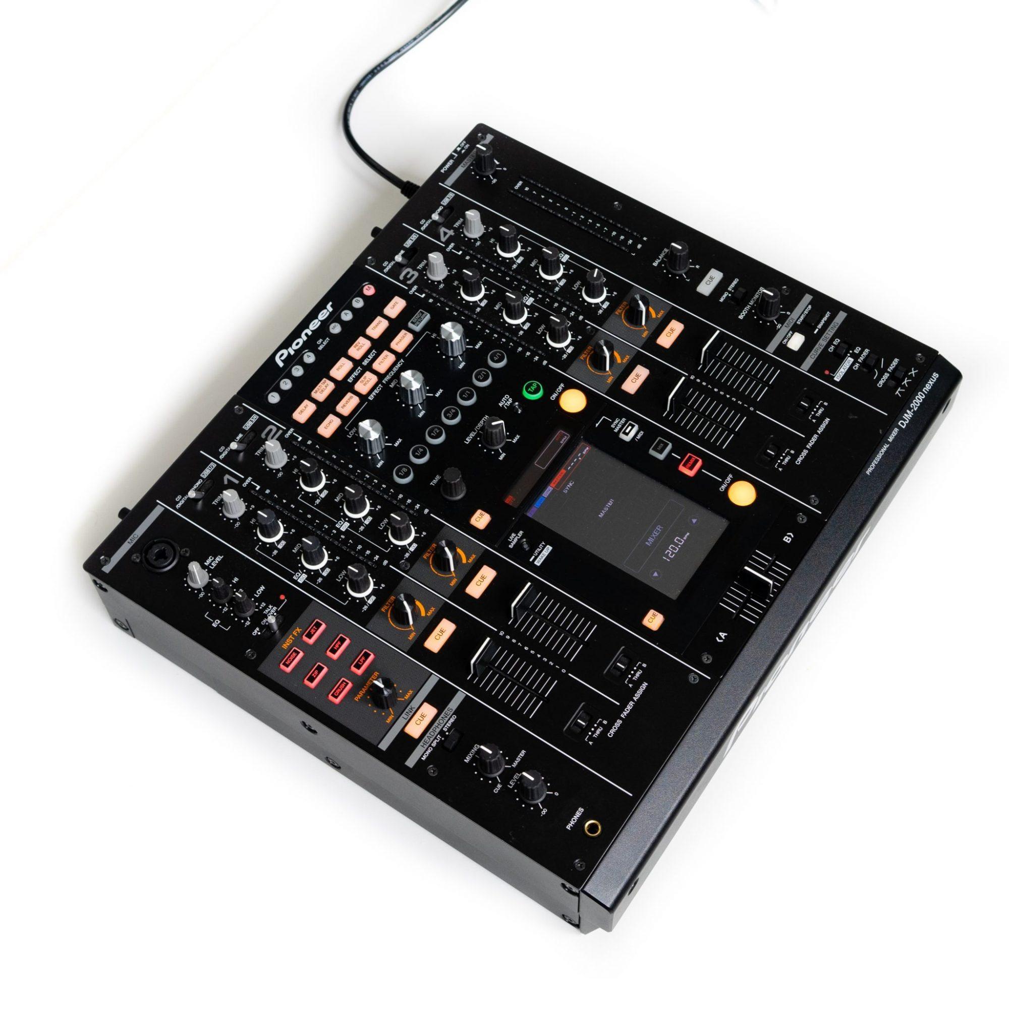 gebraucht kaufen Pioneer DJ DJM 2000NXS