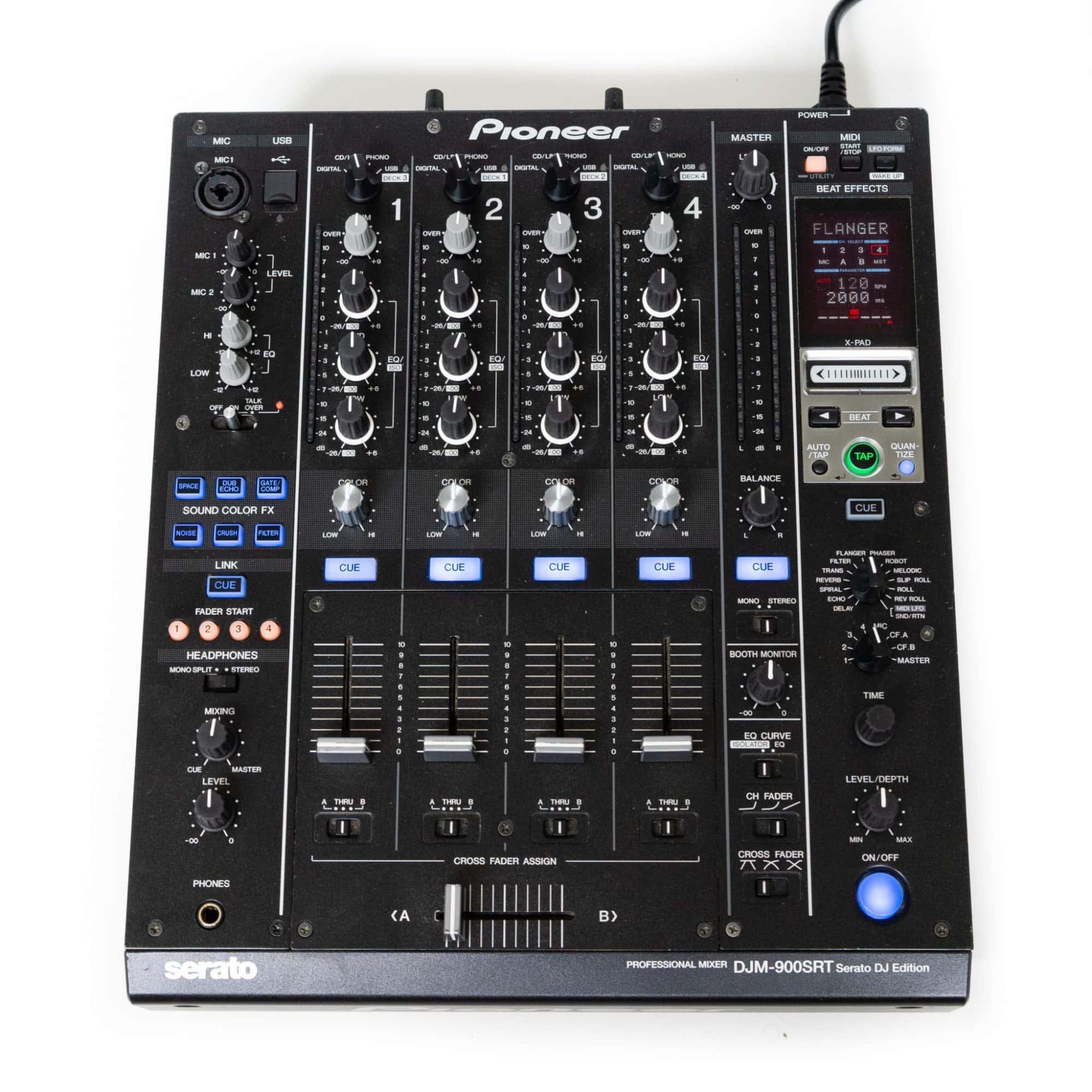 gebraucht kaufen Pioneer DJM 900 SRT