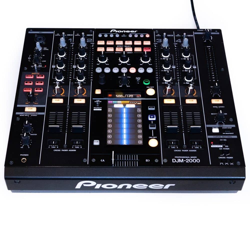 gebraucht kaufen Pioneer DJM 2000