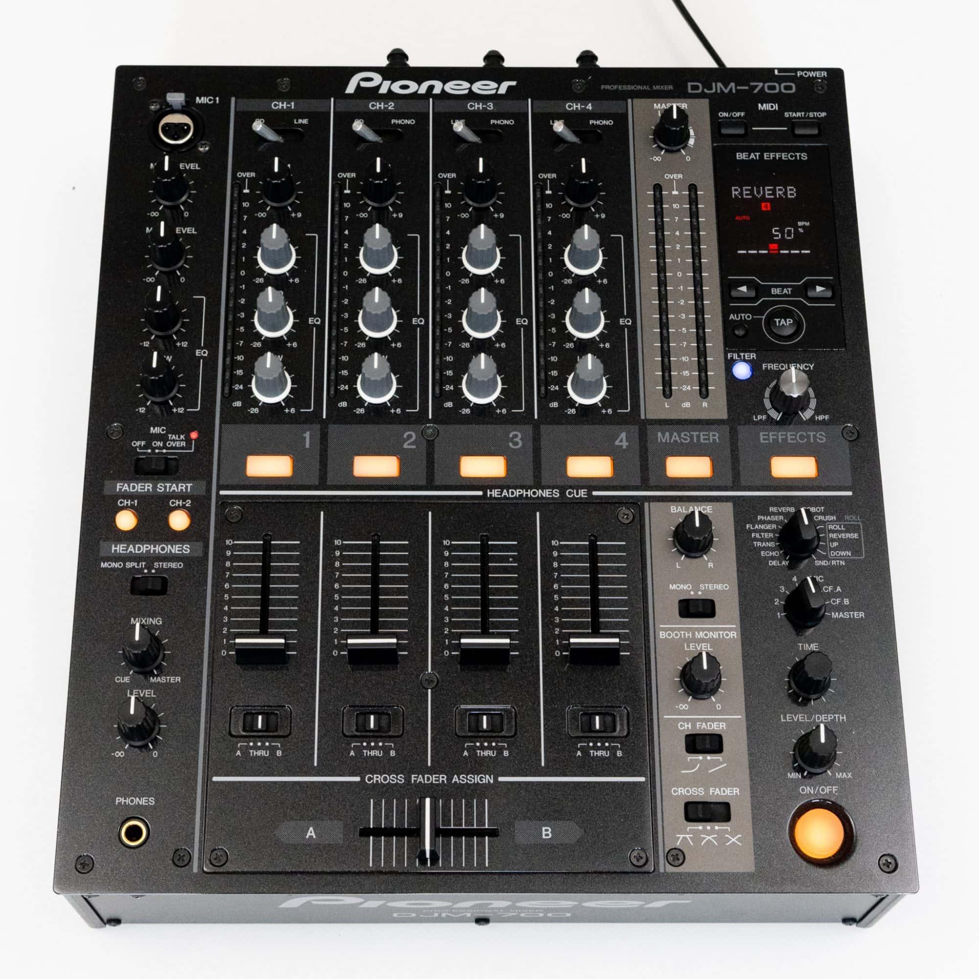 gebraucht kaufen Pioneer DJM 700 K