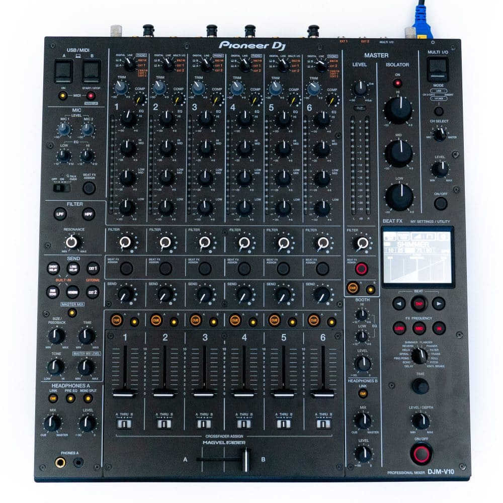 gebraucht kaufen Pioneer DJM V10