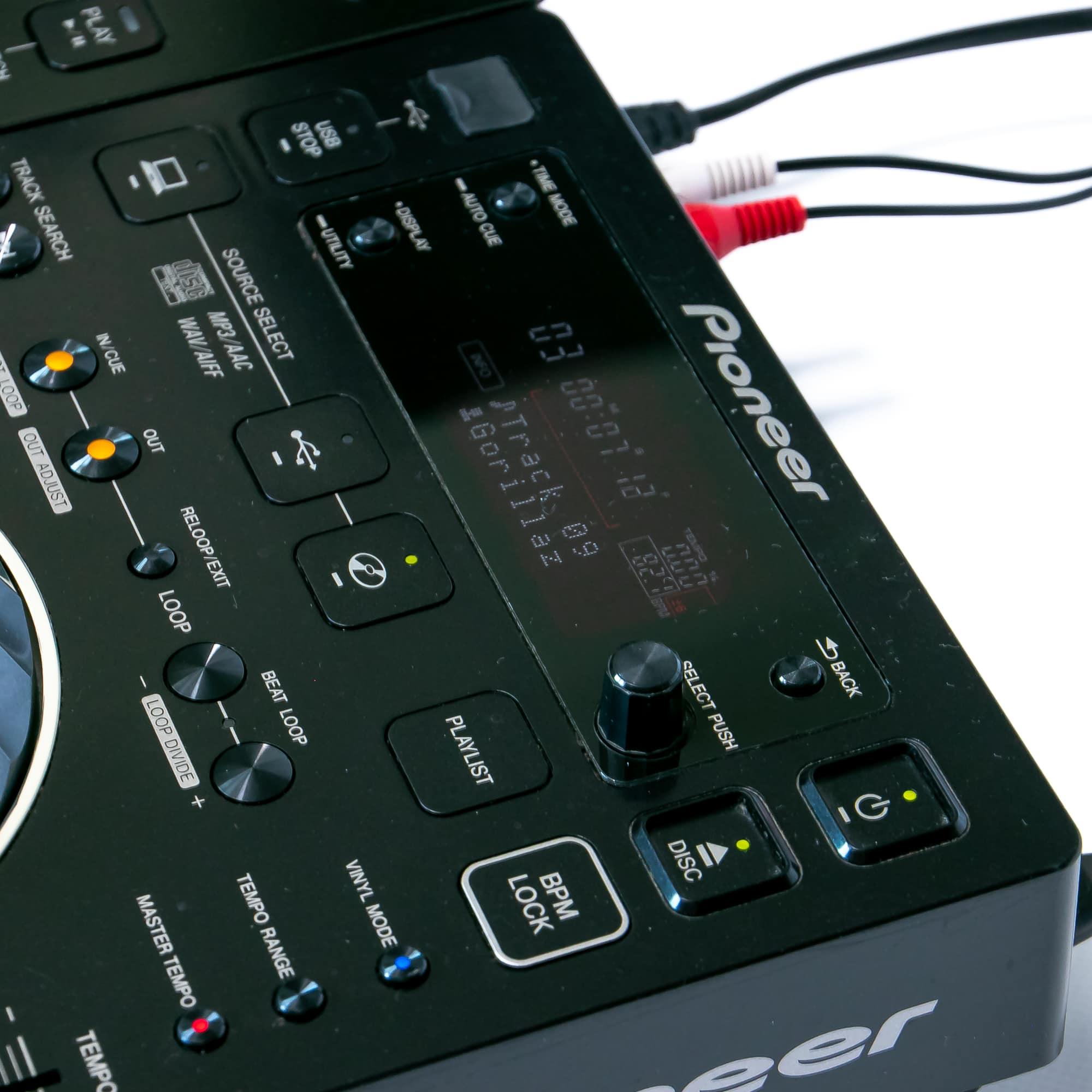 gebraucht kaufen DJ-Set: 2x Pioneer CDJ 350 + 1x Pioneer DJM 350