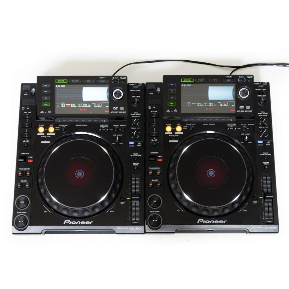 gebraucht kaufen 2er Paket: Pioneer CDJ 900 NXS