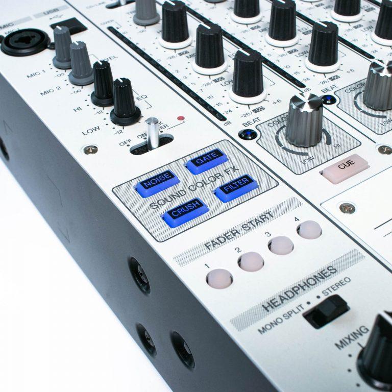 gebraucht kaufen Pioneer DJM 850 LTD White