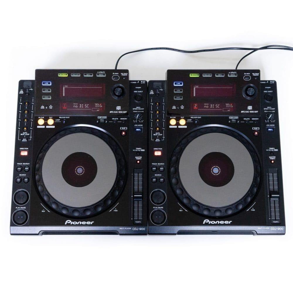 gebraucht kaufen 2er Packet: Pioneer CDJ 900