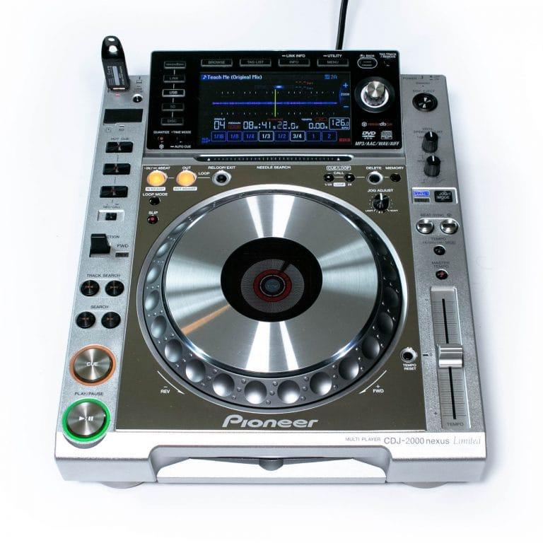 gebraucht kaufen Pioneer CDJ 2000 NXS LTD Platinum