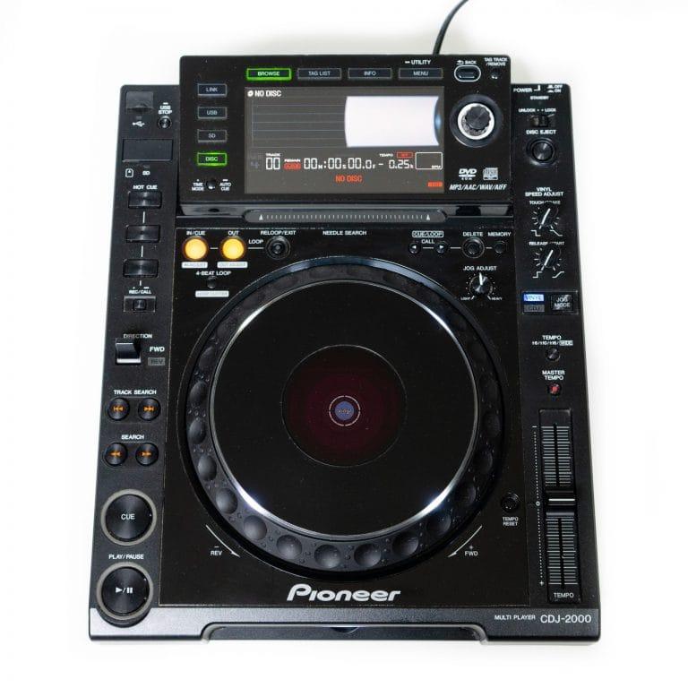 gebraucht kaufen Pioneer CDJ 2000