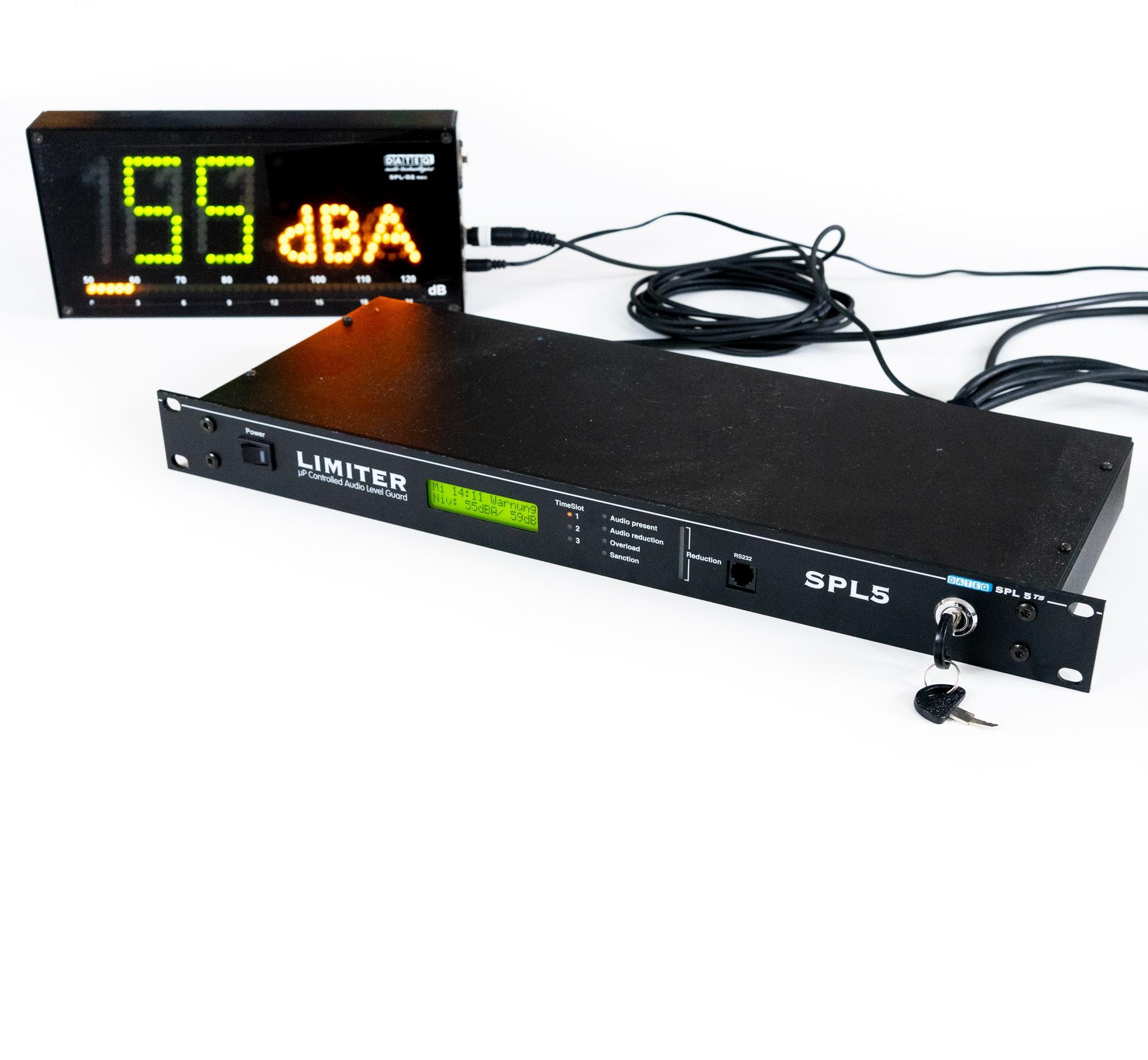 gebraucht kaufen Dateq SPL5 + SPL D2 MK2 MKII + DCM5