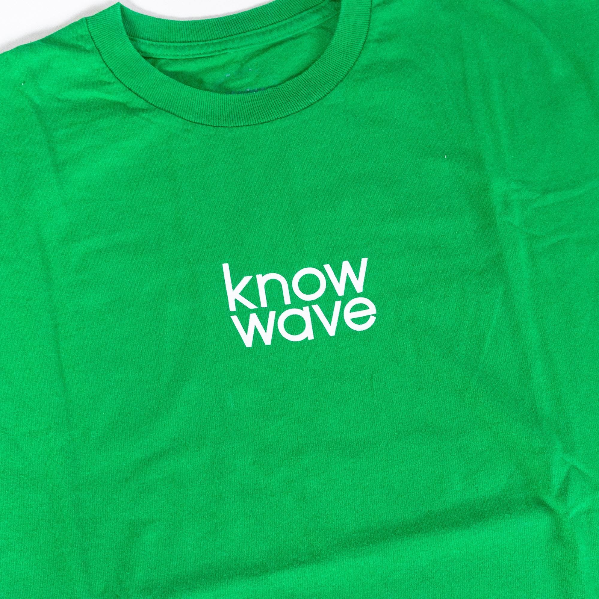 gebraucht kaufen Know Wave T-Shirt