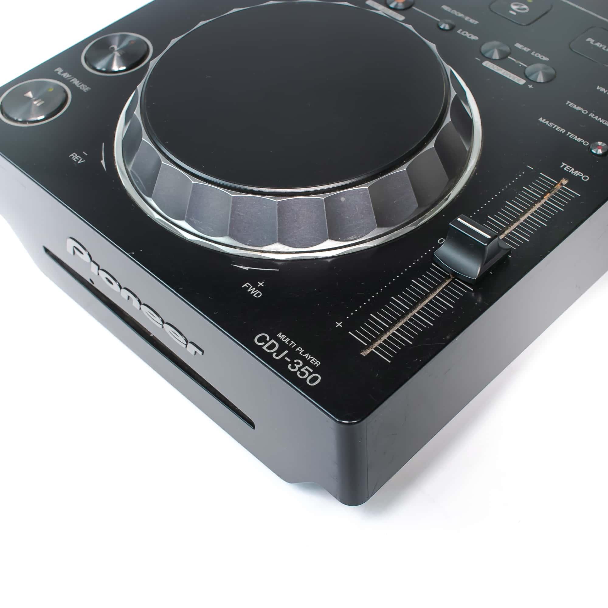 gebraucht kaufen Pioneer CDJ 350 Black