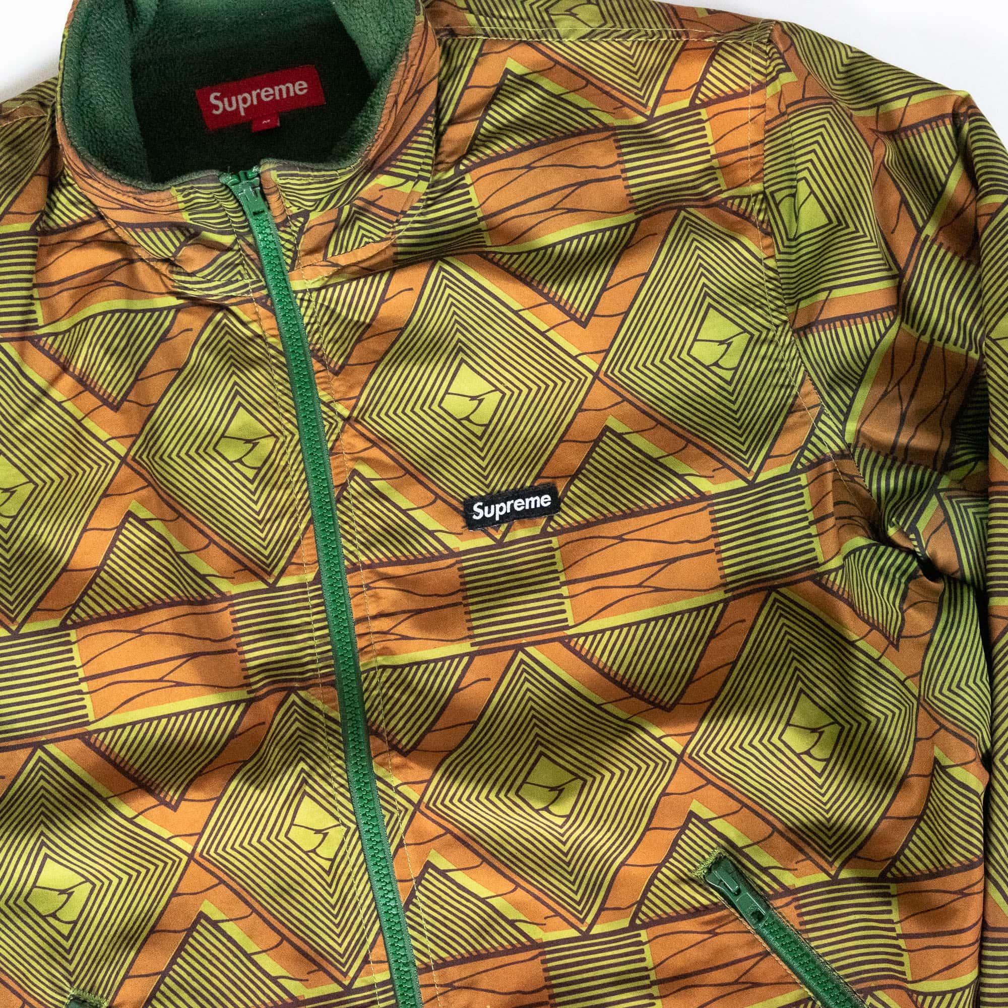 gebraucht kaufen Supreme African Jacke