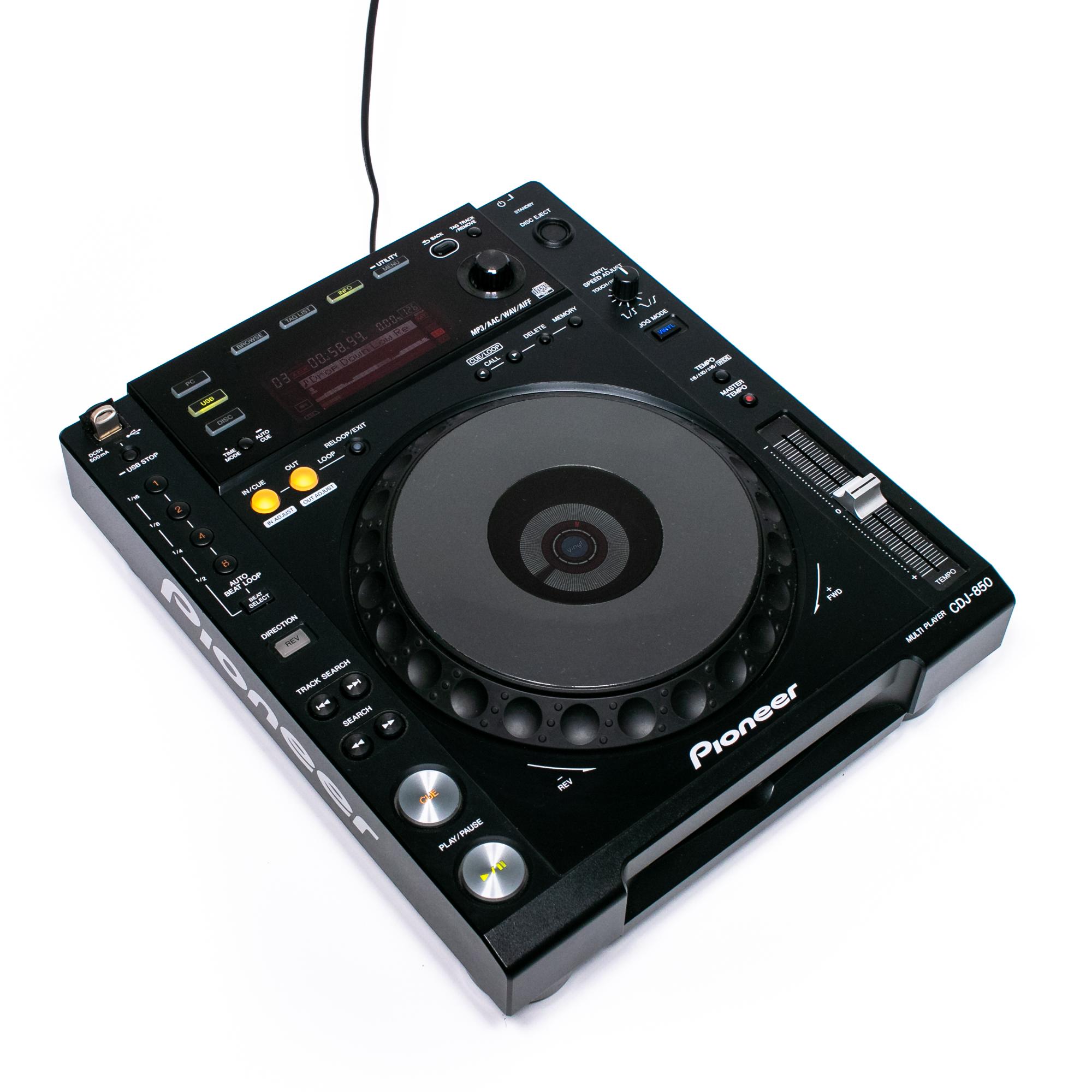 gebraucht kaufen Pioneer CDJ 850