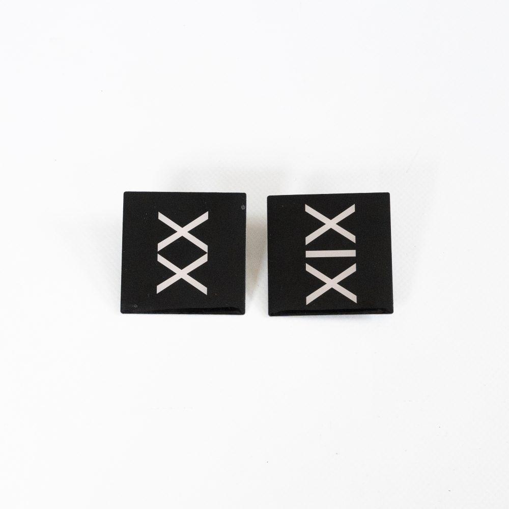gebraucht kaufen Zwei Gosha Rubchinskiy Pins