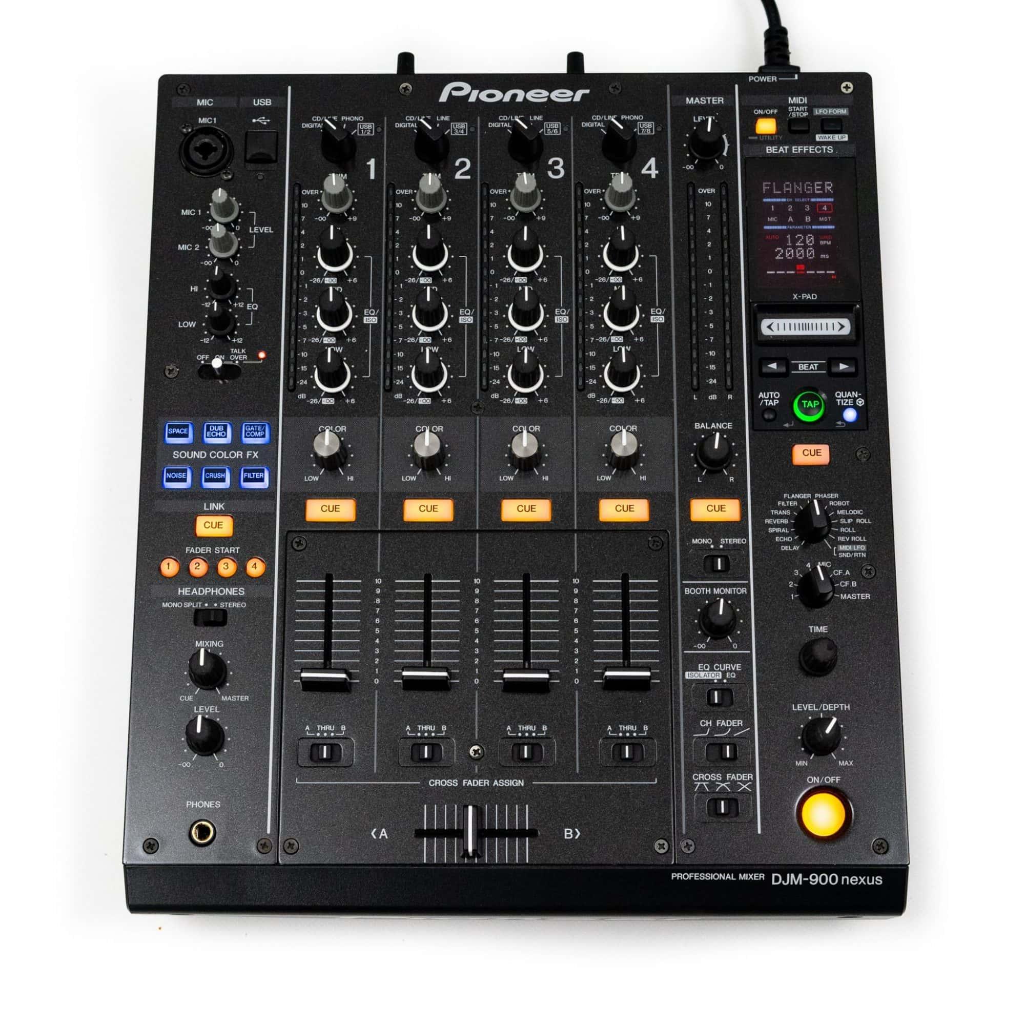 Pioneer DJM 900 NXS