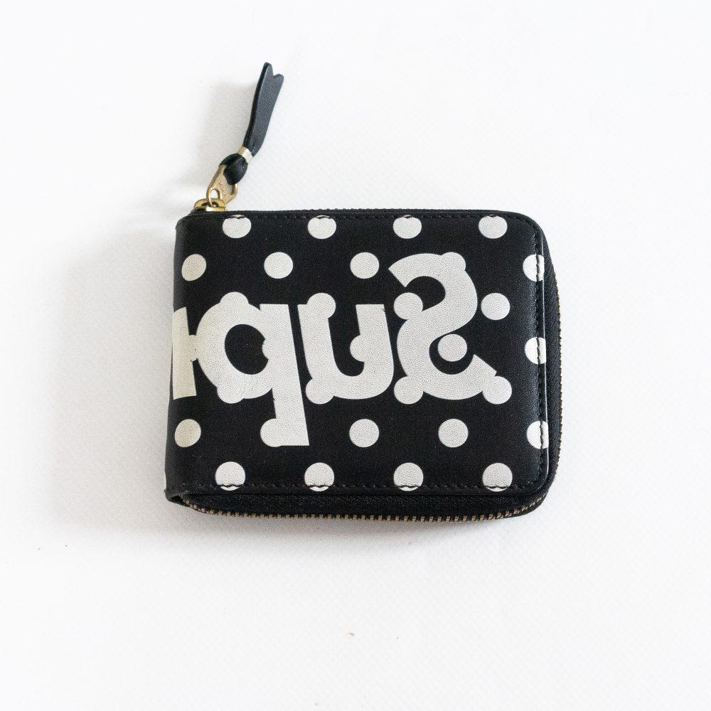 gebraucht kaufen Supreme / Comme Des Garcons Shirt Polka Dot Wallet