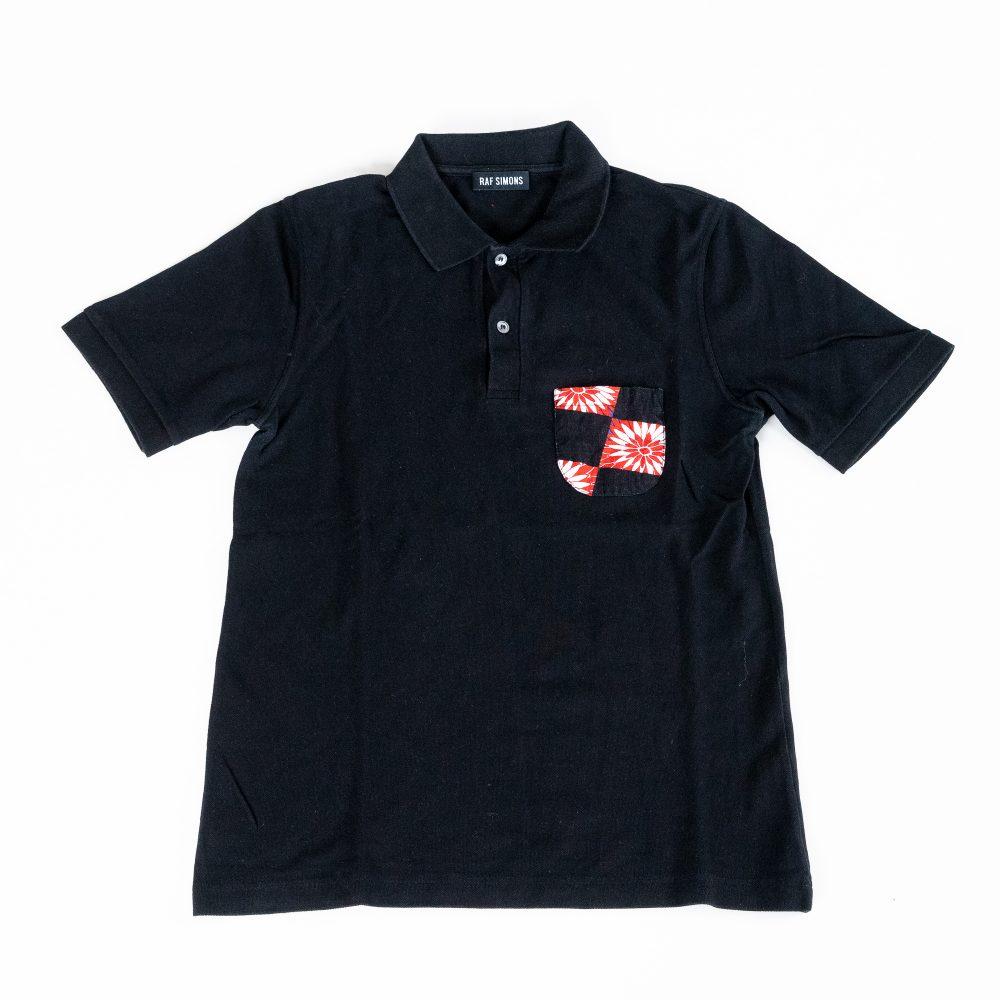 gebraucht kaufen Raf Simons Poloshirt