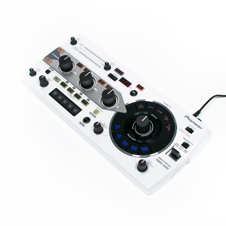gebraucht kaufen Pioneer RMX 1000 Limited Pearl White