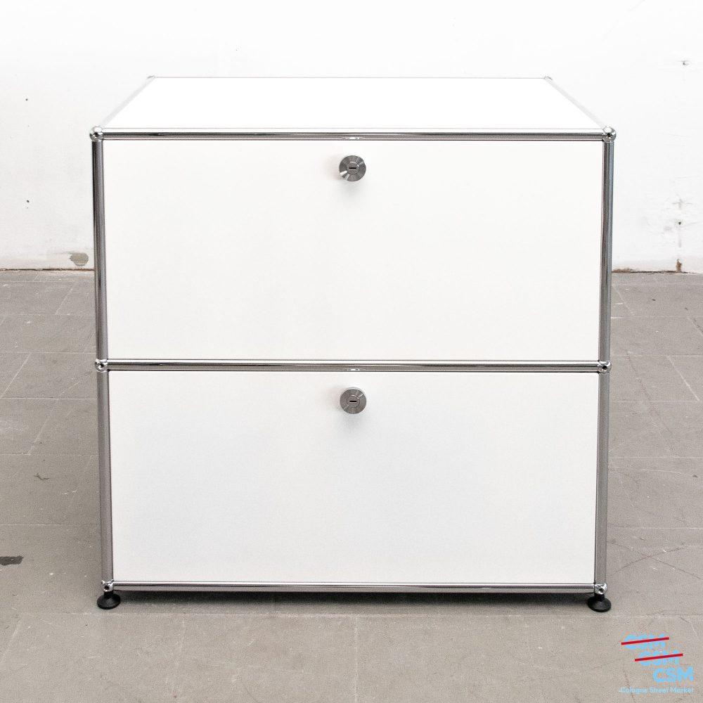 Gebraucht-kaufen-usm-haller-sideboard-weiss-01