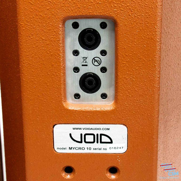Void-acoustics-mycro-10-gebraucht-kaufen
