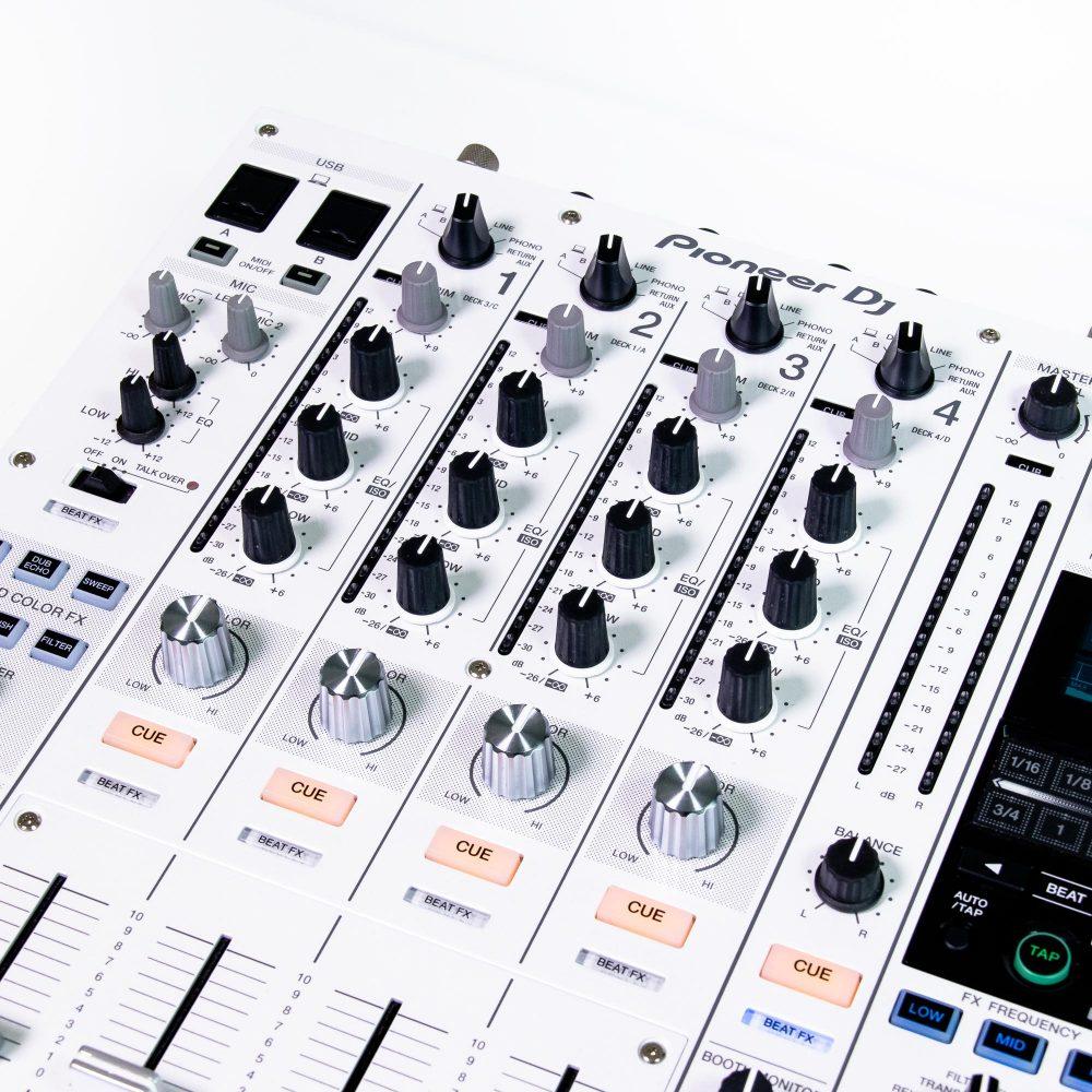 gebraucht kaufen Pioneer-DJ-DJM-900-NXS2-LTD-White-12-Detail