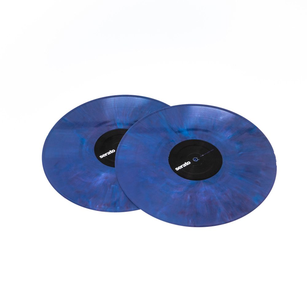 gebraucht kaufen Serato-Official-Control-Vinyl-Purple-10-Detail