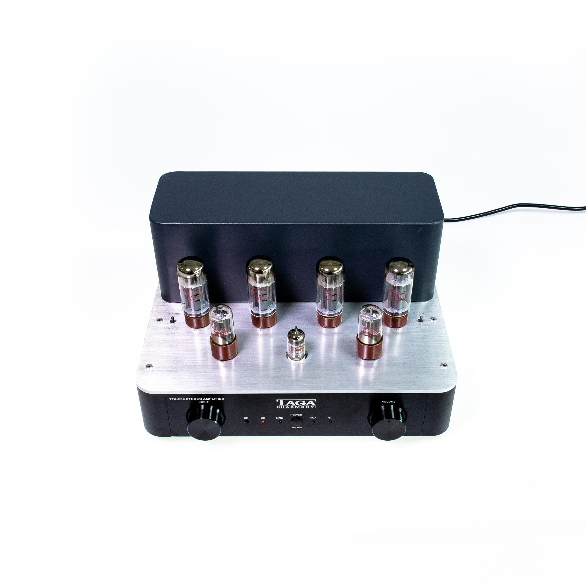 gebraucht kaufen Taga-Audio-TT-500-11-Seite