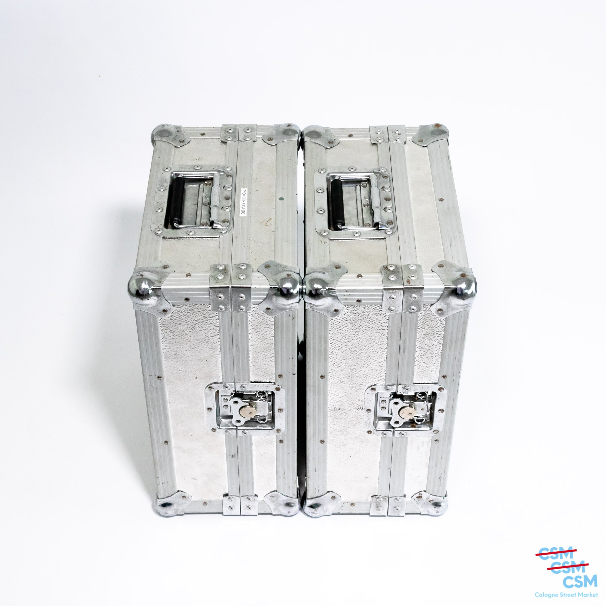 v2er-Paket-Flightcase-Pioneer-DJ-CDJ-900-gebraucht-kaufen