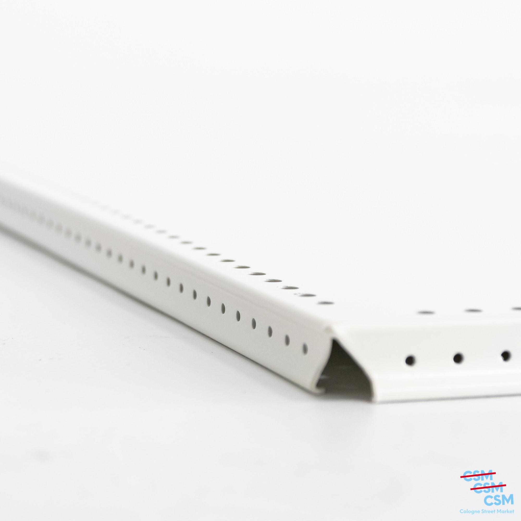 4er-Paket-USM-Haller-Lochtablar-35×35-Reinweiß-RAL-9010-gebraucht-kaufen