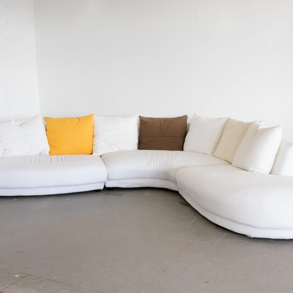 Roche Bobois Halbrunde Designer Couch gebraucht kaufen
