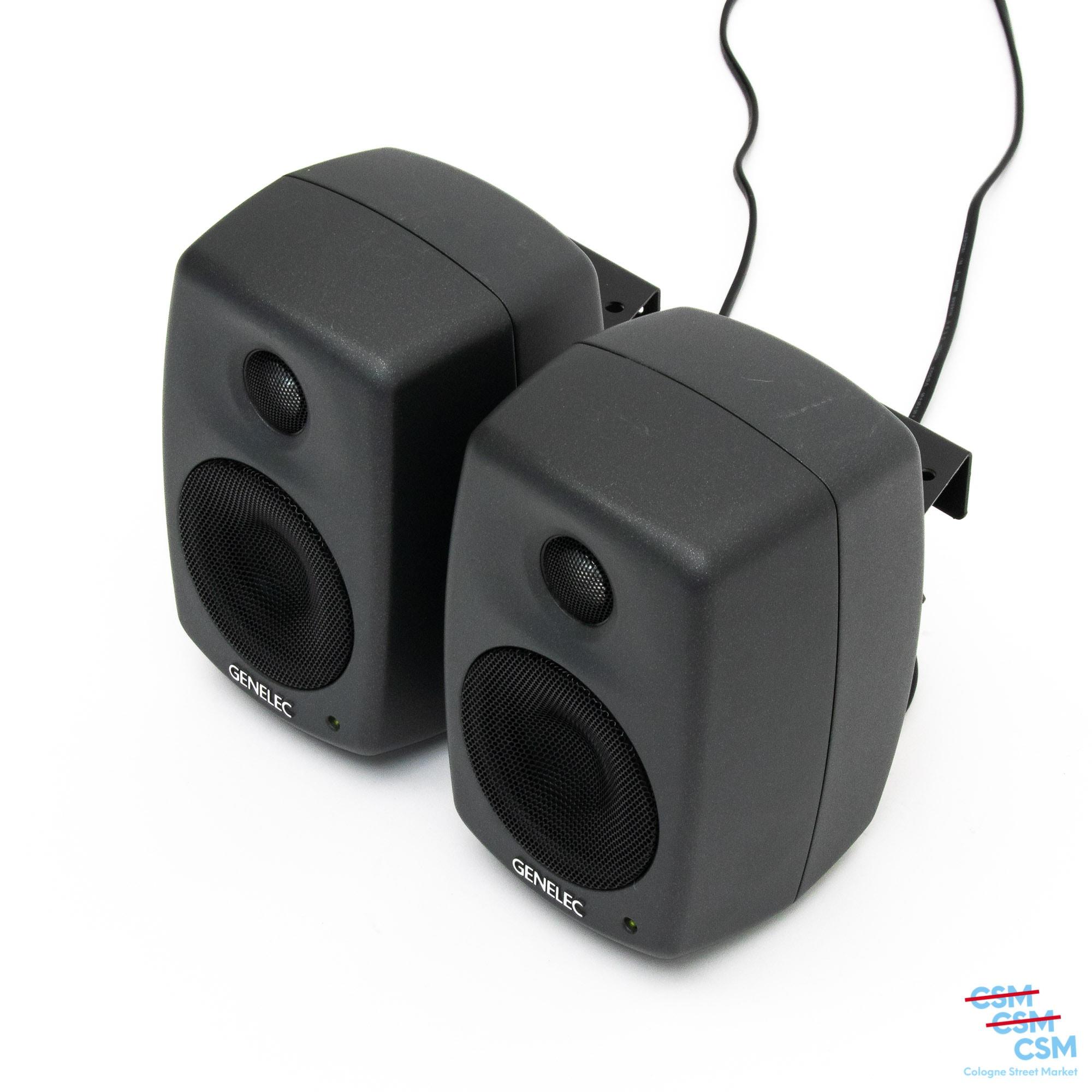 2er-Paket-Genelec-6010A-Grau-ohne-Füße-gebraucht-kaufen2er-Paket-Genelec-6010A-Grau-ohne-Füße-gebraucht-kaufen