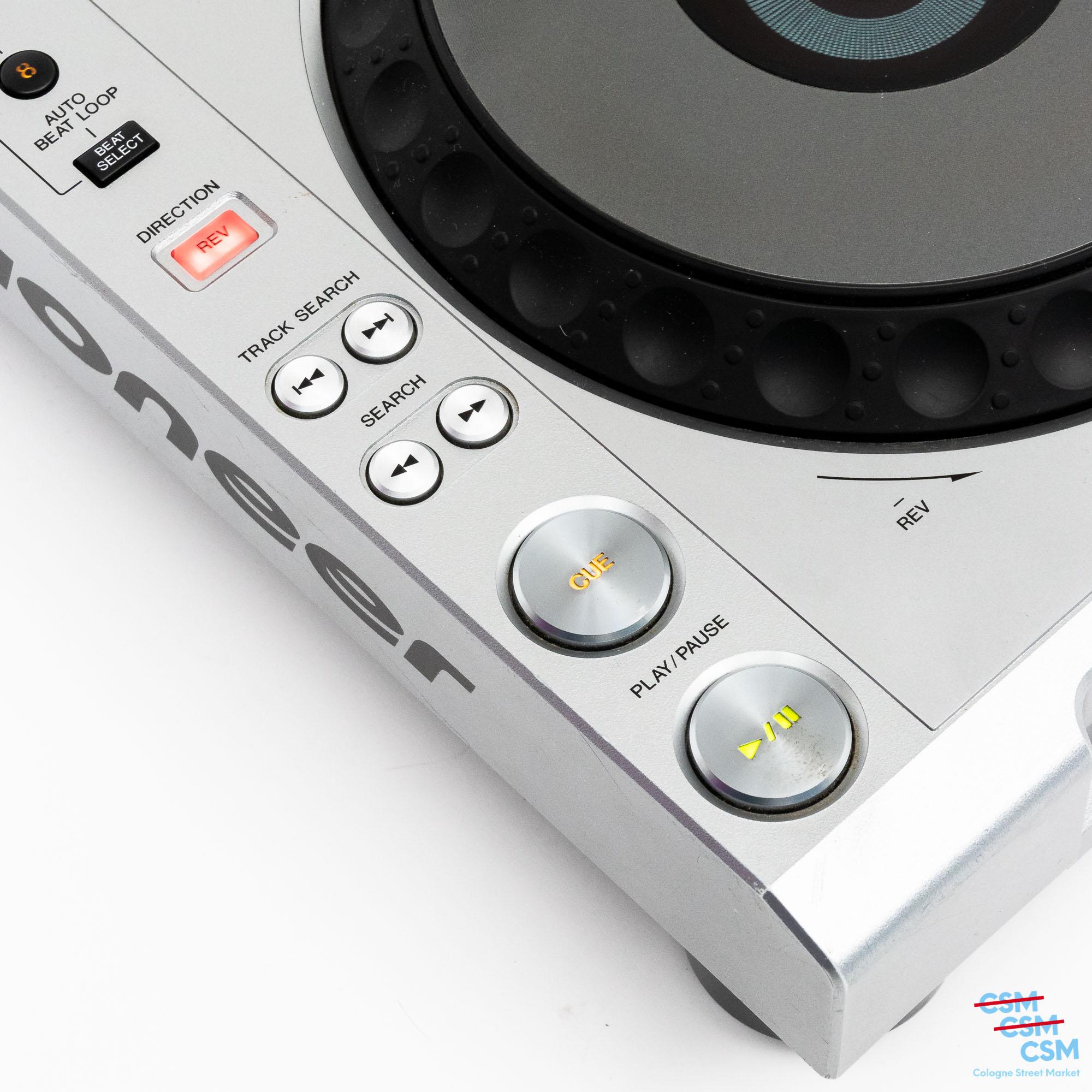 Pioneer DJ CDJ 850 Silber gebraucht 5