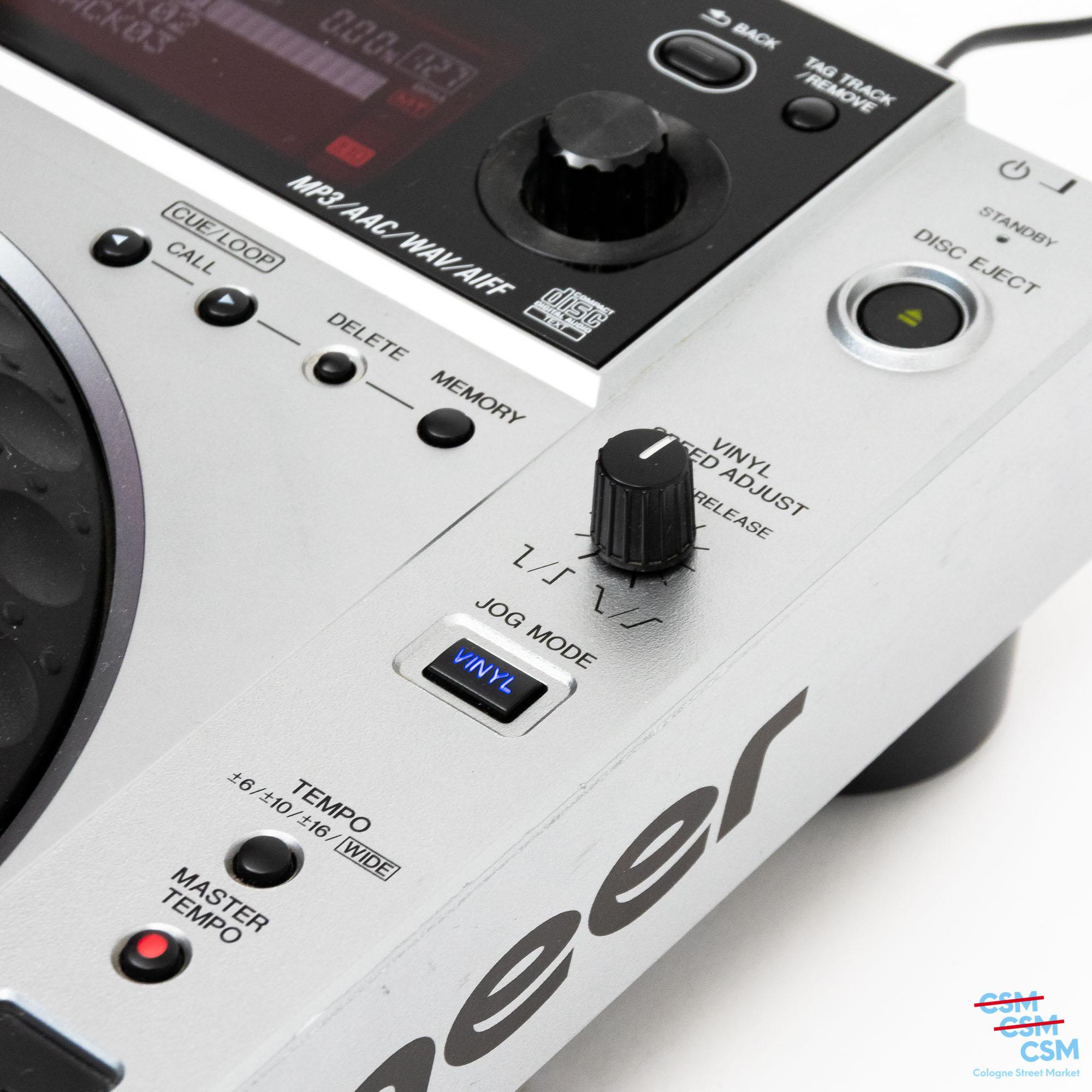 Pioneer DJ CDJ 850 Silber gebraucht 7