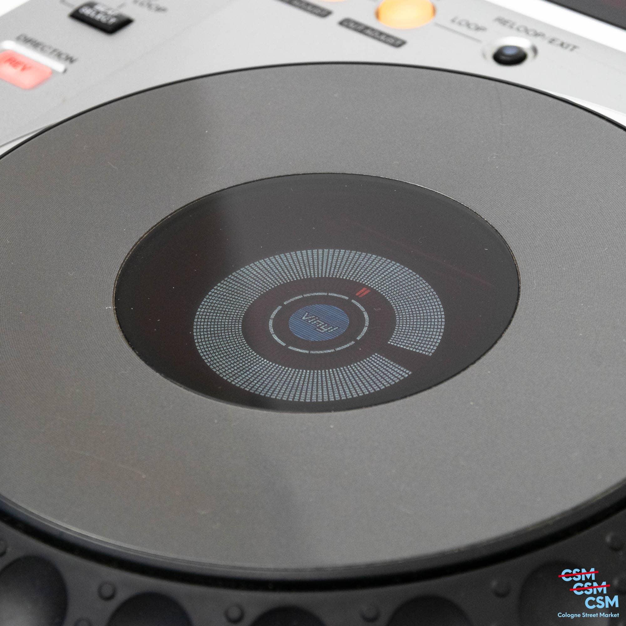 Pioneer DJ CDJ 850 Silber gebraucht 8