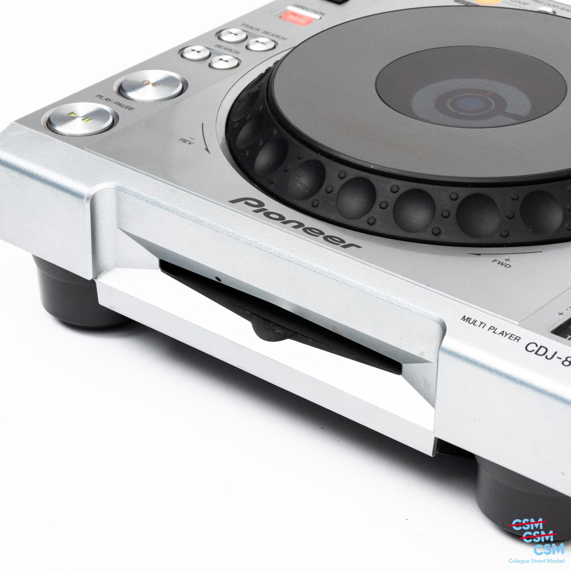 Pioneer DJ CDJ 850 Silber gebraucht 9