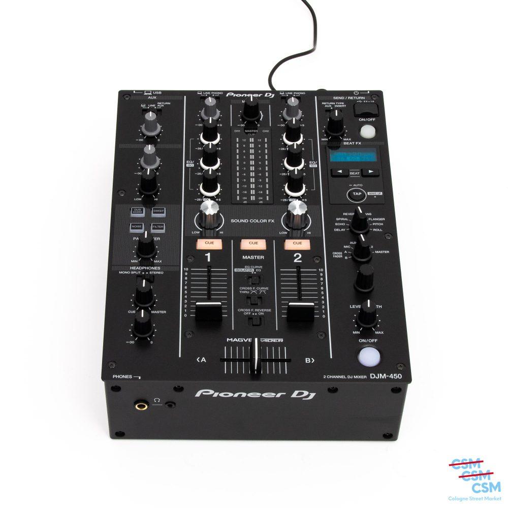 Pioneer-DJ-DJM-450-gebraucht-kaufen