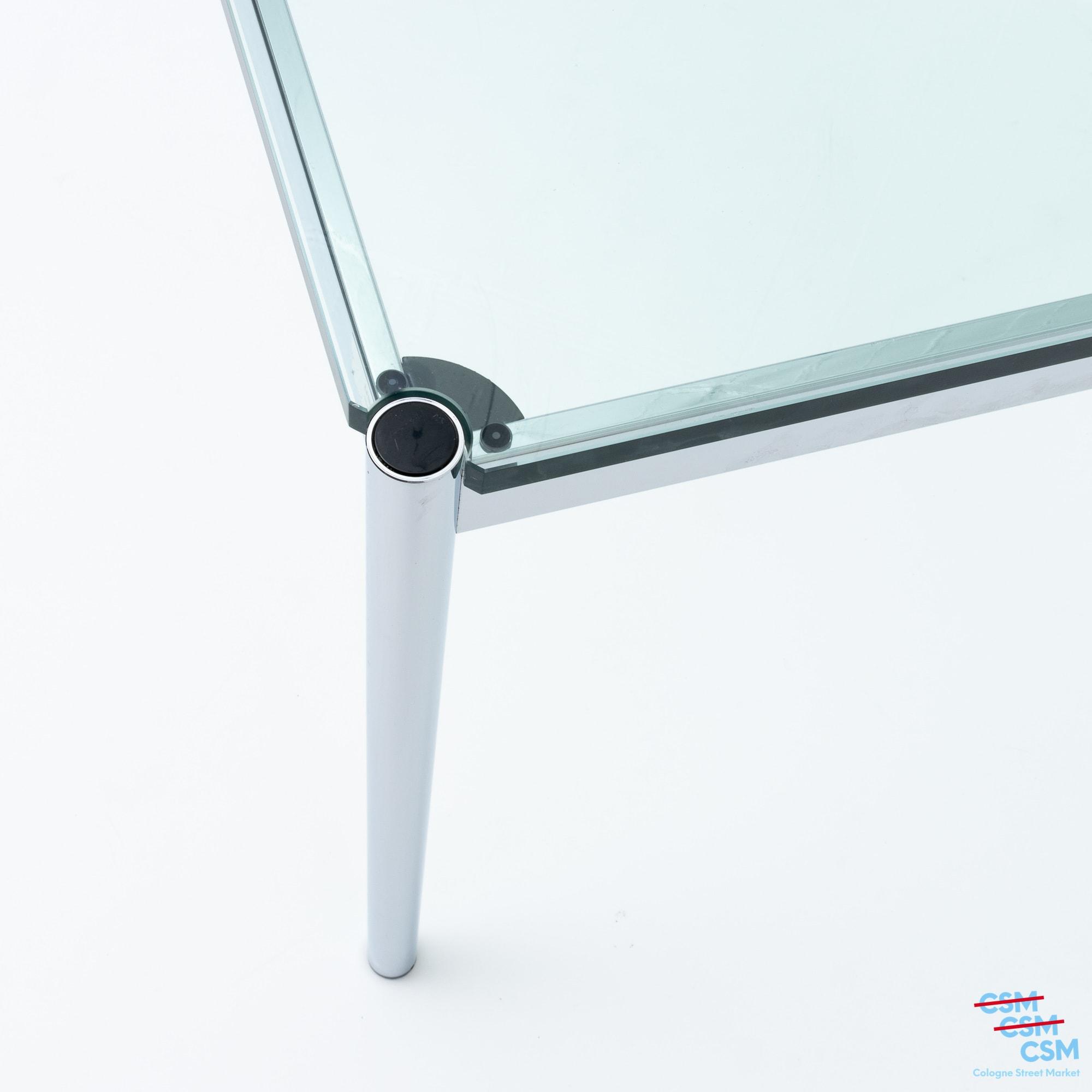 USM Haller Tisch Glas gebraucht 4