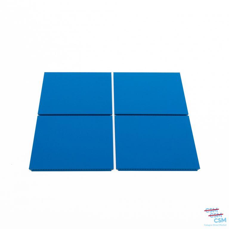 4er-Paket-USM-Haller-Tablar-35×35-Enzianblau-gebraucht-1