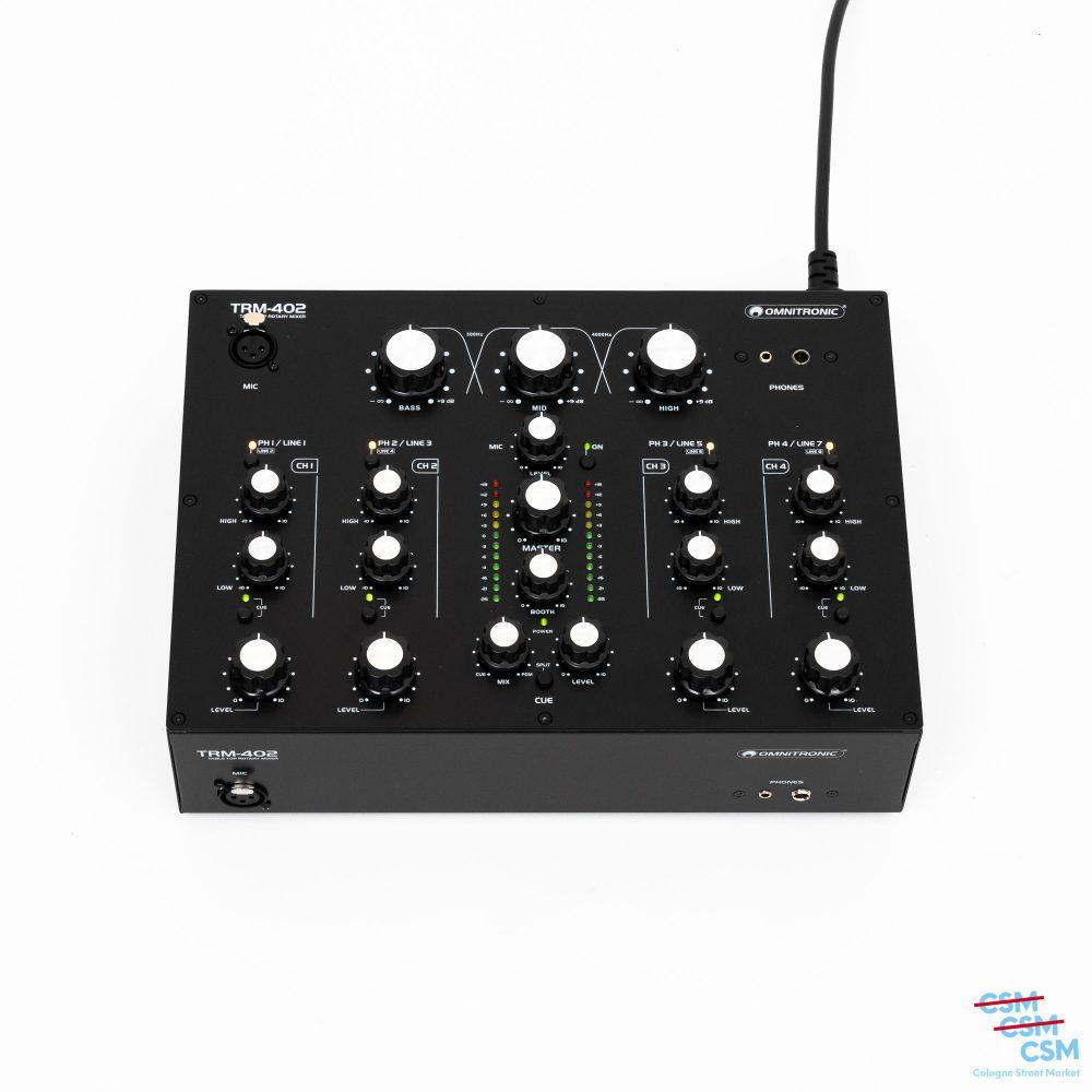 Omnitronic TRM 402 neu 1
