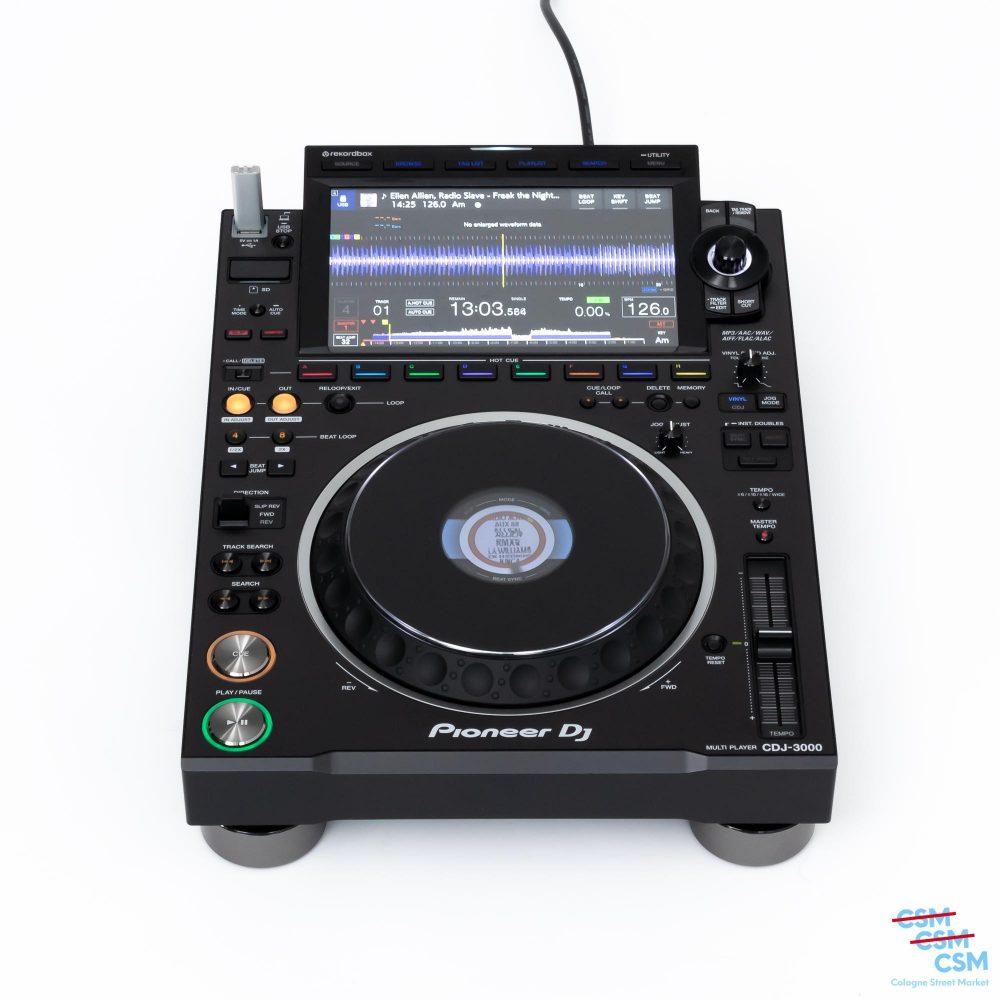 Pioneer DJ CDJ 3000 gebraucht 1