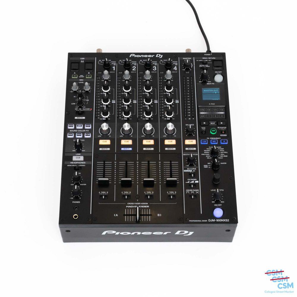 Pioneer DJ DJM 900 NXS2 Outlet gebraucht 1