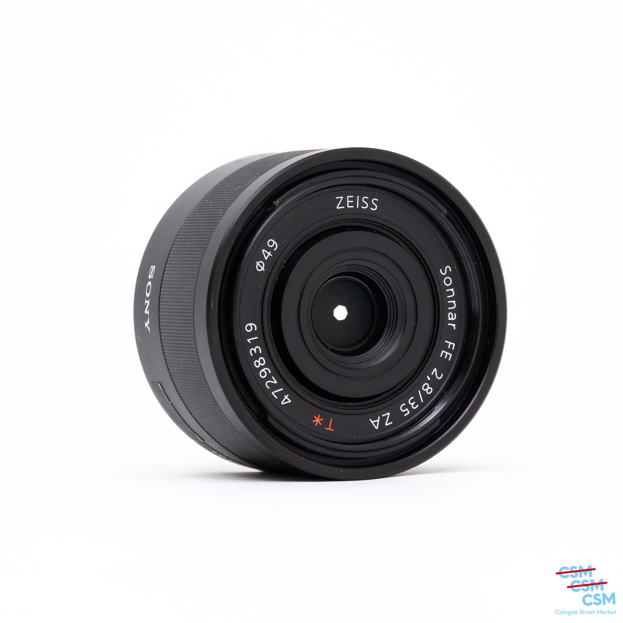 Sony Sonnar T FE 35mm f2.8 Zeiss gebraucht 1