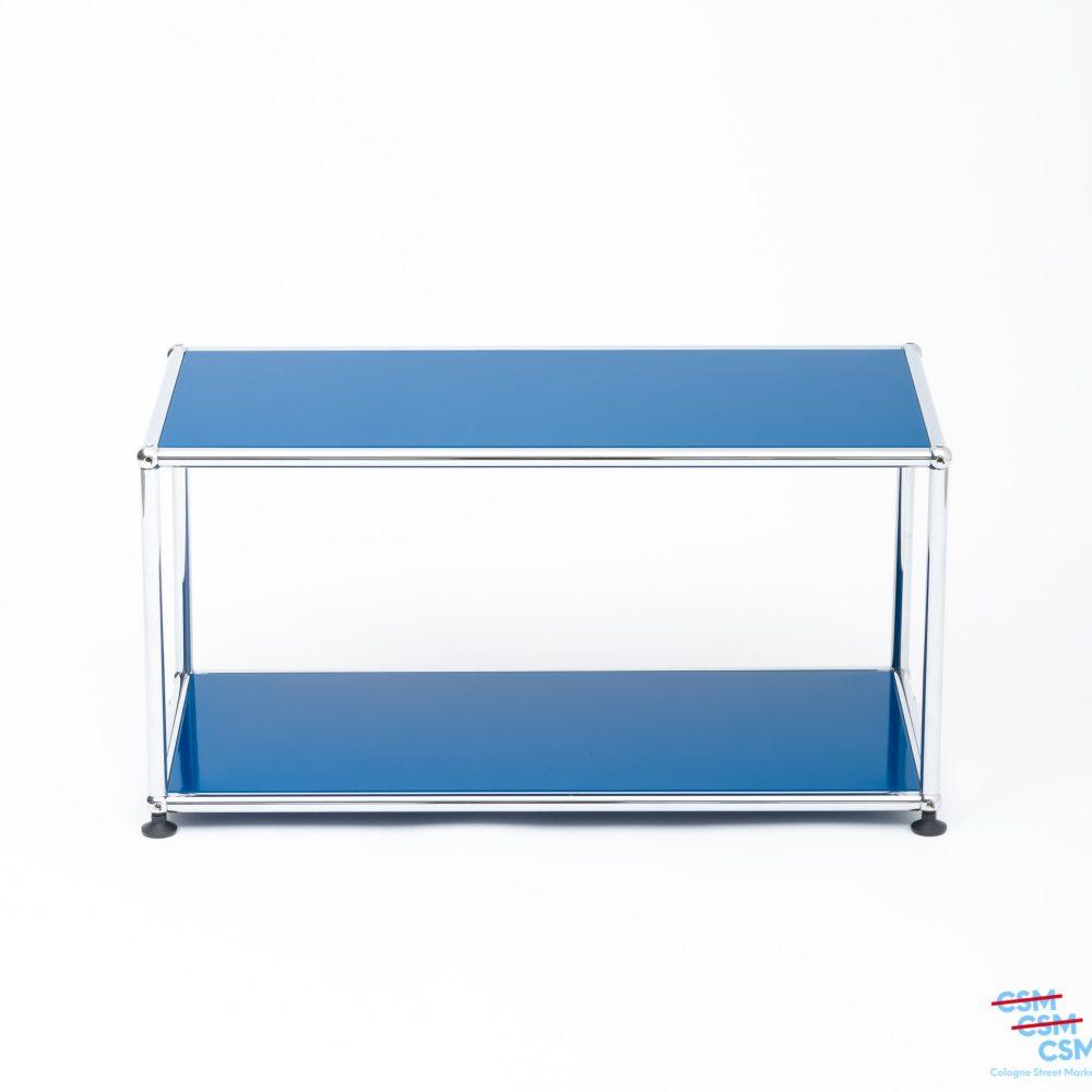 USM-Haller-Beistelltisch-Enzianblau-gebraucht-1