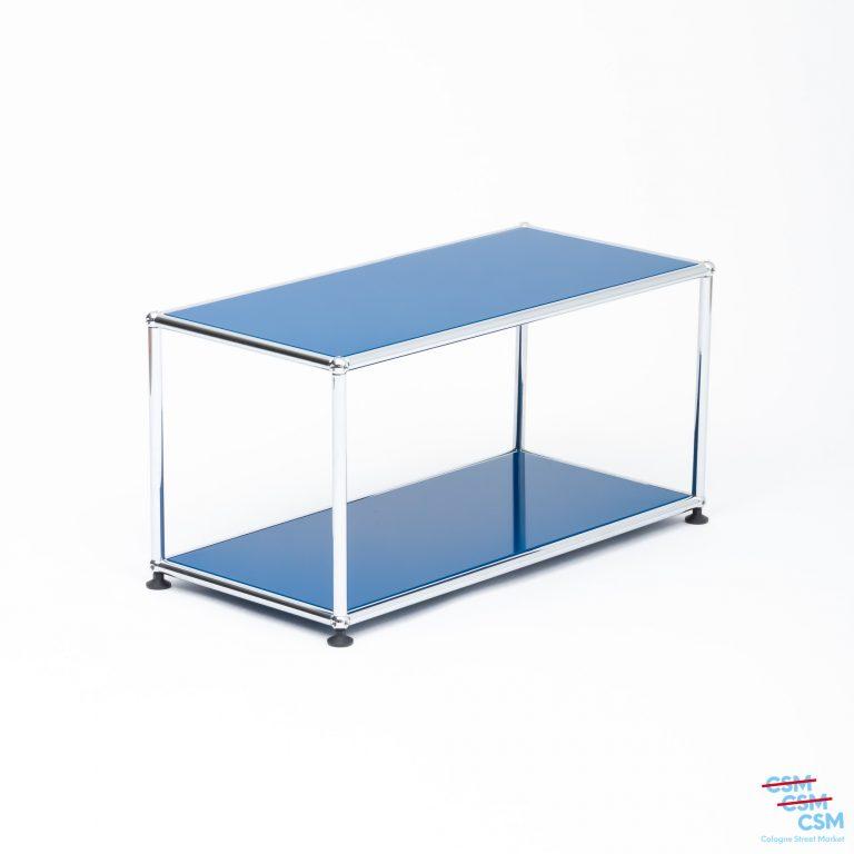 USM-Haller-Beistelltisch-Enzianblau-gebraucht-3