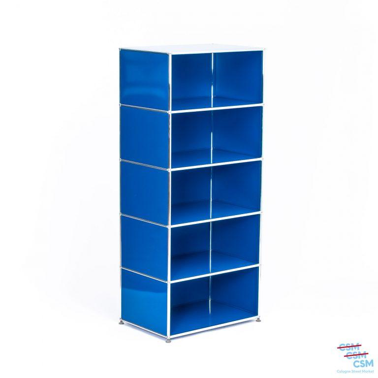 USM-Haller-Regal-Enzianblau-gebraucht-1-2
