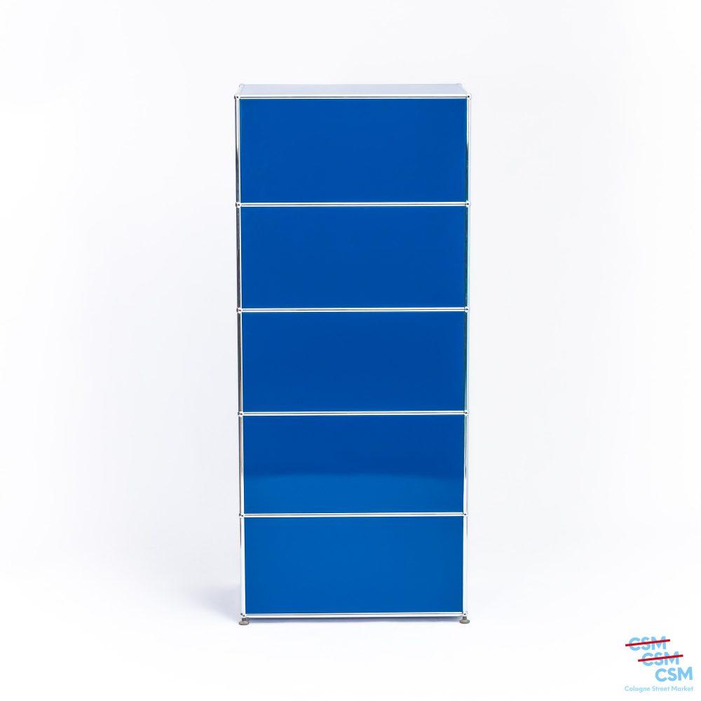 USM-Haller-Regal-Enzianblau-gebraucht-1-4
